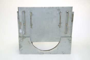 Boite et plaque de réglage (499)